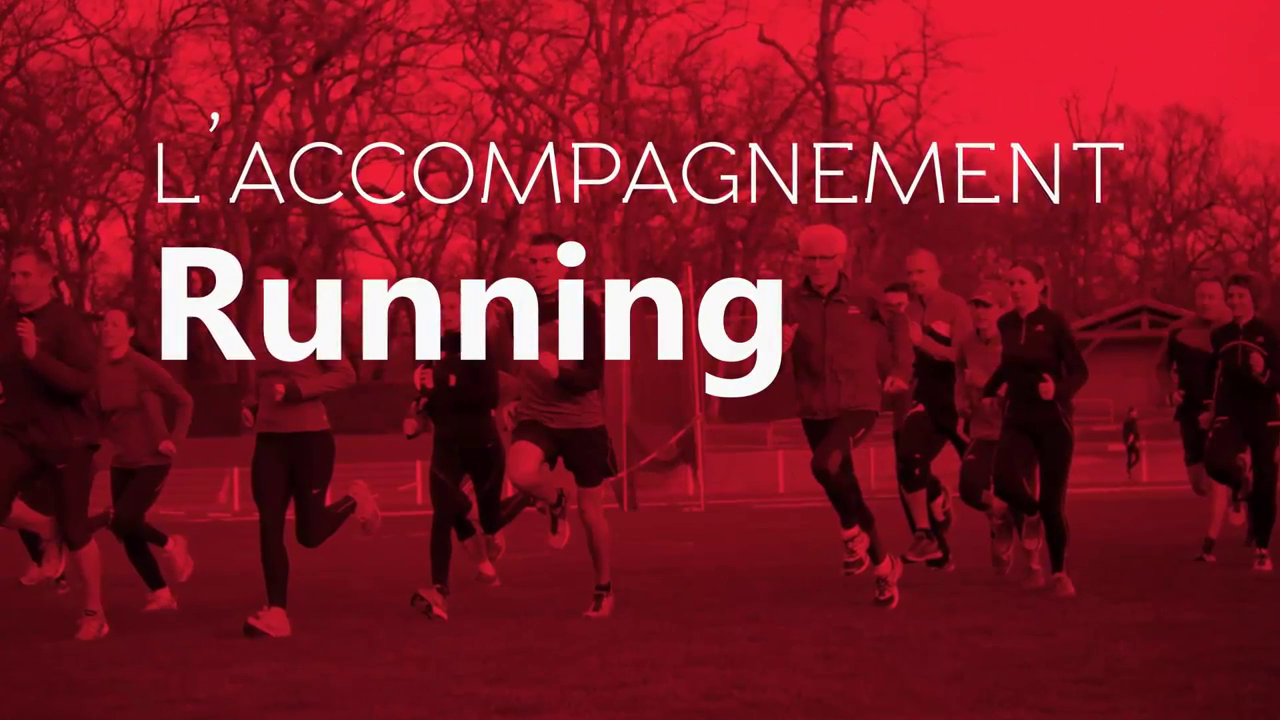L'accompagnement running